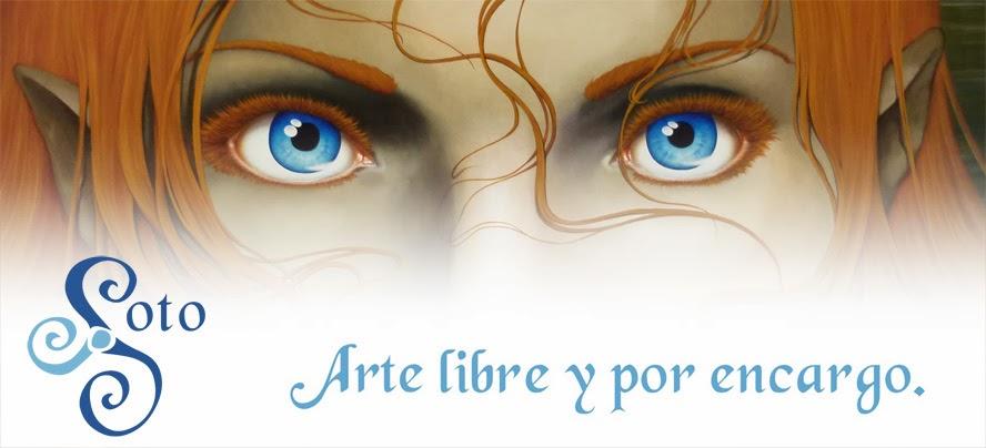 Spiral-Soto: Arte libre y por encargo