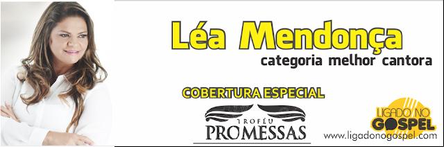 Léa Mendonça Troféu Promessas 2013