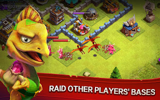 Raid of Dino v1.6 Apk Full Android