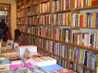 Books for Cooks: la librairie de Londres