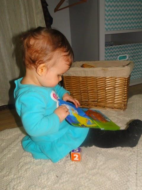livros bebê