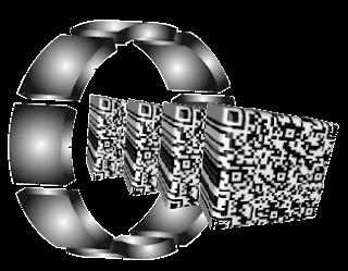 Der Artikel beschreibt die QR-Code-Entwicklung im 1.Quartal 2012.