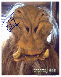 Star Wars autographs from Official Pix