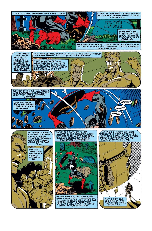 Captain America (1968) Issue #383 #316 - English 38