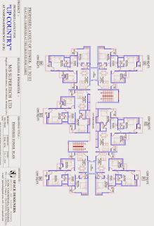 Up Country, Yamuna Expressway :: Floor Plans,Tower Plans:-TOWER E1, E3