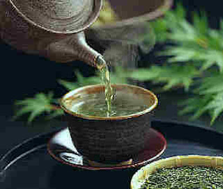 Green tea motivation