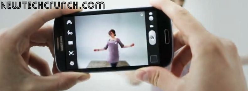 Samsung Galaxy s3 camera hd features