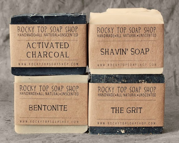natural soaps for men