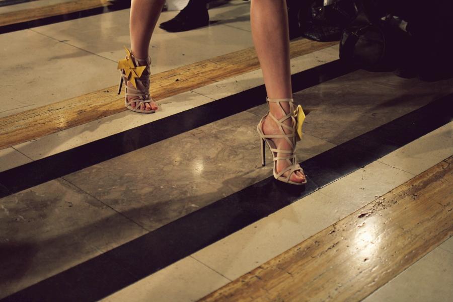 shoes design fashion week