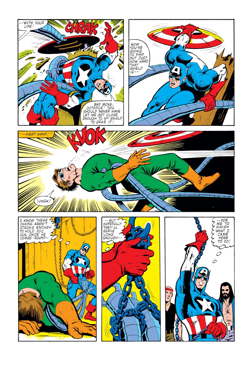 Captain America (1968) Issue #259 #174 - English 16
