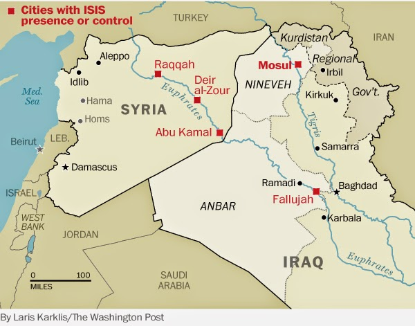 are western constructs on an area that once was the ottoman empire to understand the situation on the ground we must look beyond state lines this map