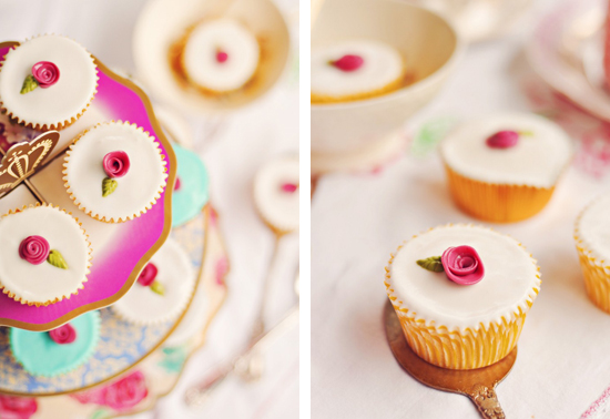 062 Picture Perfect Tea Party | Pretty Pink and Vintage Cups