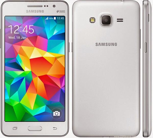 Spesifikasi Smartphone Samsung Galaxy Grand Prime