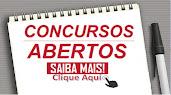CONCURSOS ABERTOS 2018