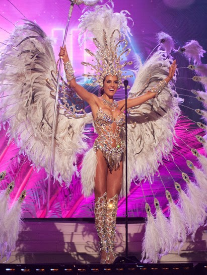 Miss Argentina National Costume Miss Universe 2014
