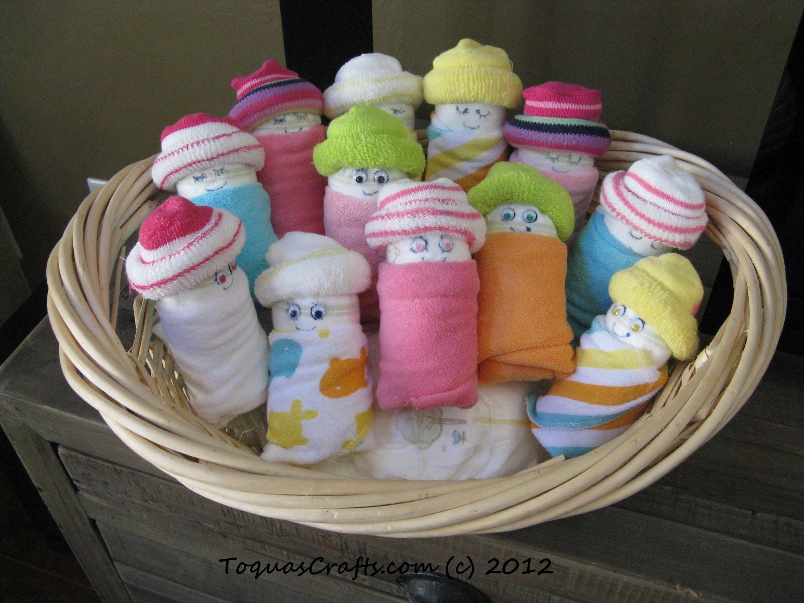 Toqua's Crafts: Baby Shower!