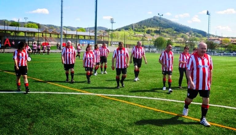 Experiencia Petronor-Athletic 2014