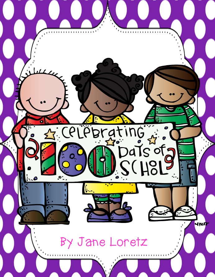 https://www.teacherspayteachers.com/Product/Celebrating-100-Days-of-School-463800