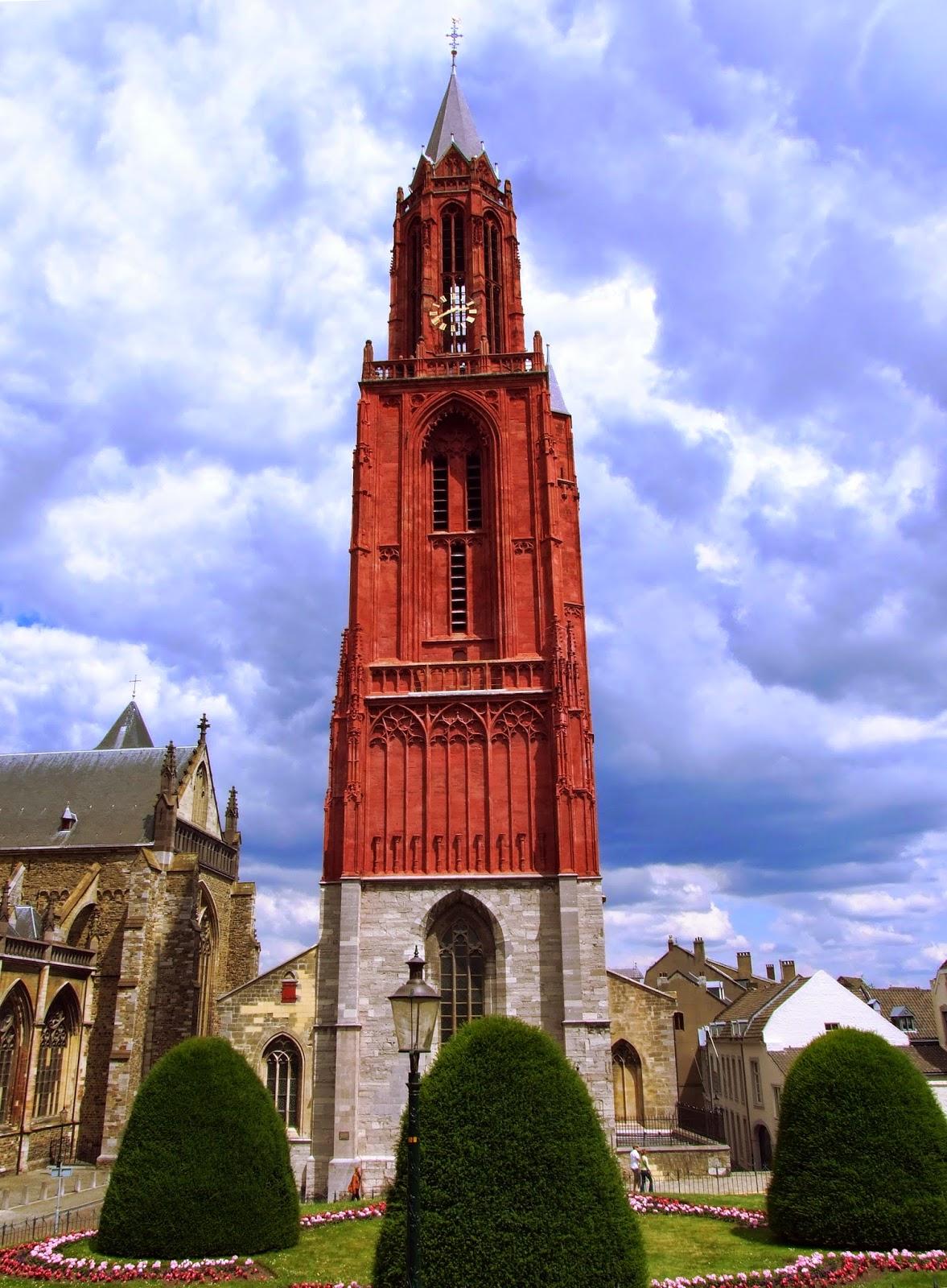 St Janskerk, Maastricht