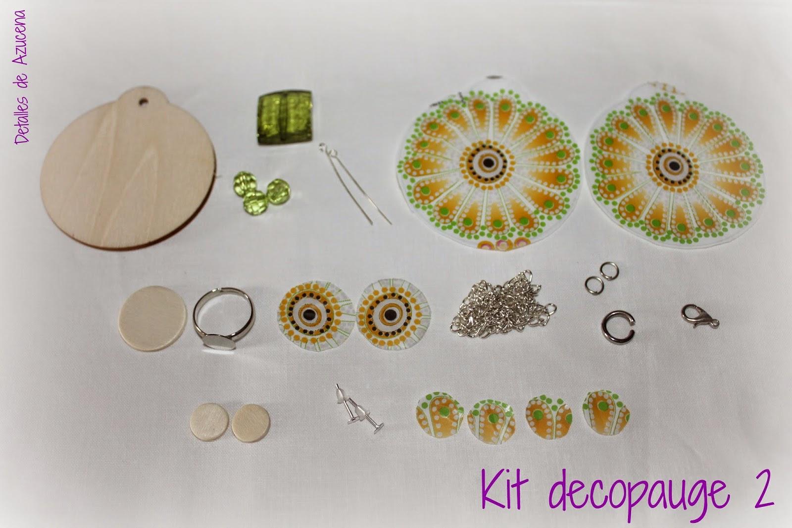 bisuteria creativa kits