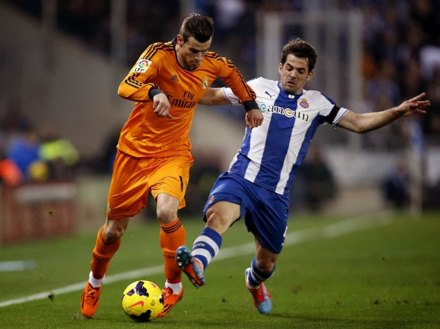 Espanyol Real Madrid V Deo Goles