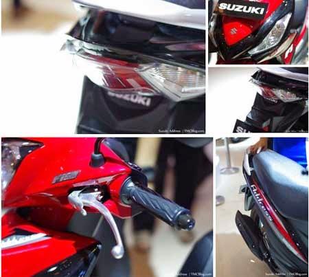 gambar motor suzuki terbaru 2015