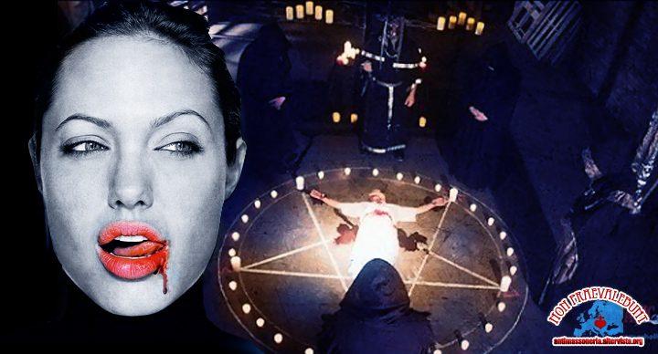 Αγνώριστη η Angelina Jolie απο τις μασονικές καταχρήσεις!  Ανησυχία για την  εμφάνισή της