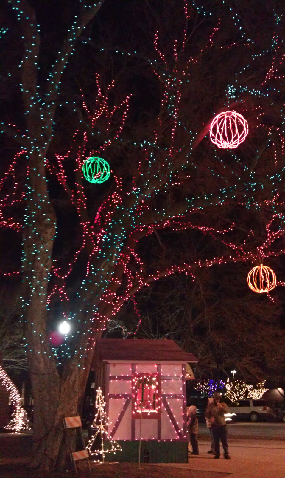 Jen\'s Updates: Ogden Christmas Village