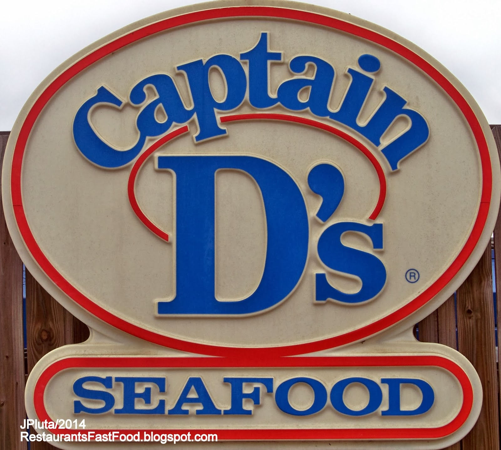Captain D S Fast Food Seafood Restaurants