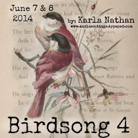 Bird Song 2014 - Karla's Cottage