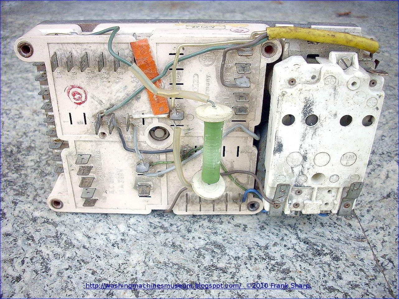 Washer Rama Museum Sharp Washing Machine Wiring Diagram Wednesday April 5 2017