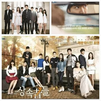 "Sinopsis drama Korea terbaru ""The Heirs"""