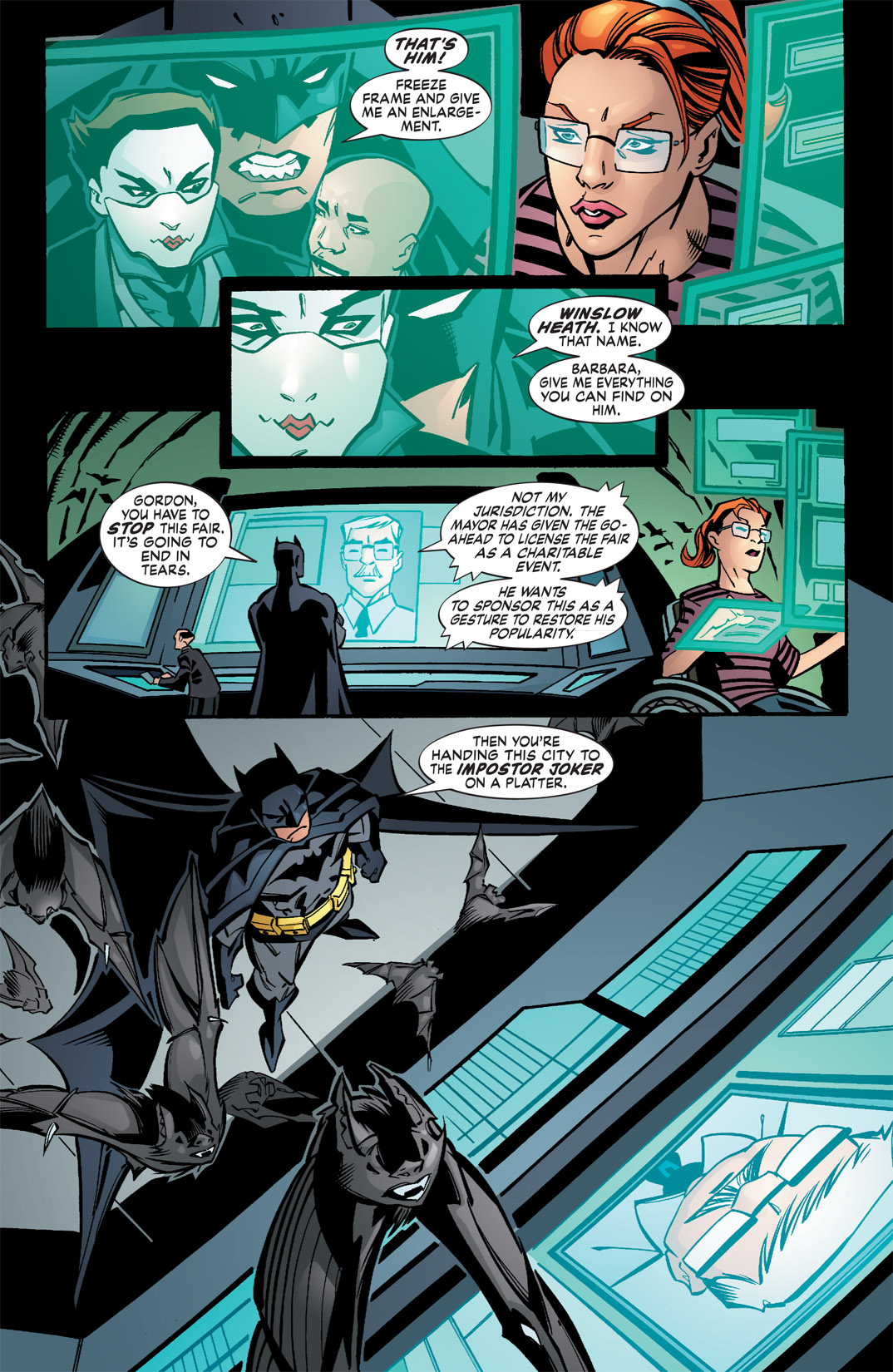 Detective Comics (1937) Issue #869 Page 14