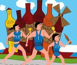 RISULTATI Maratonina del Vino 2015