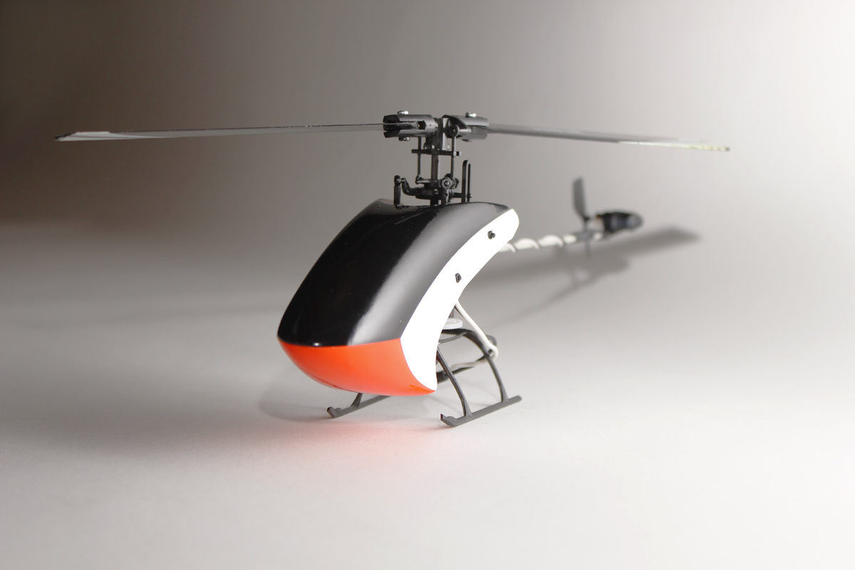 Protos canopy for Blade mCPX & RCLab.info: RC Helicopters
