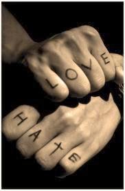 Memahami Benci dan Cinta