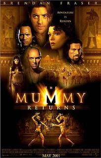 Ver Pelicula Online:La Momia Regresa (The Mummy Returns ) 2001