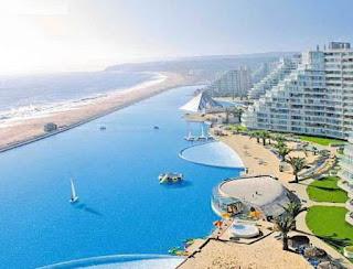 Noticias onasol cu nto mide la piscina m s grande del mundo for Piscina 8x4 cuantos litros