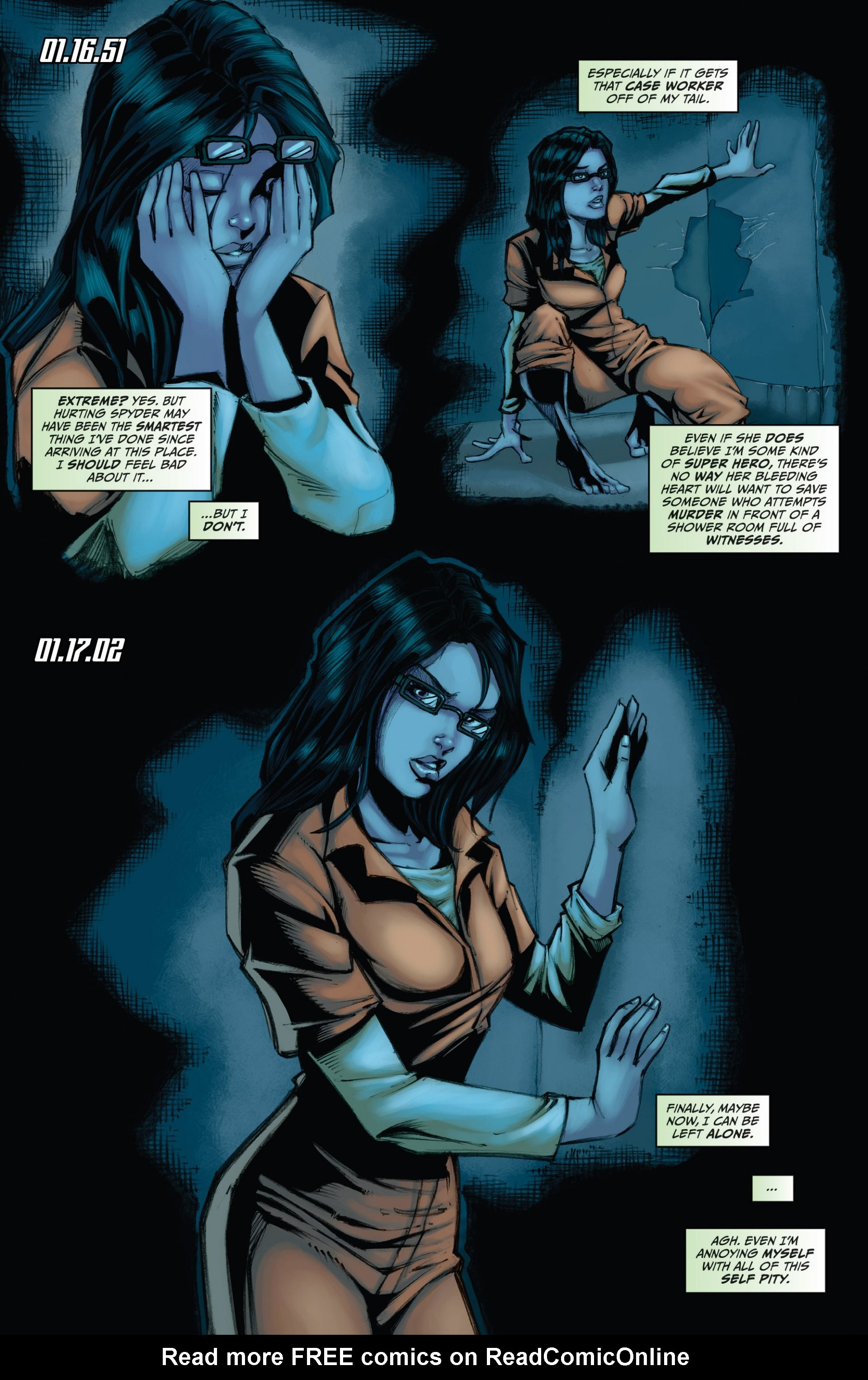 Grimm Fairy Tales (2005) Issue #78 #81 - English 7