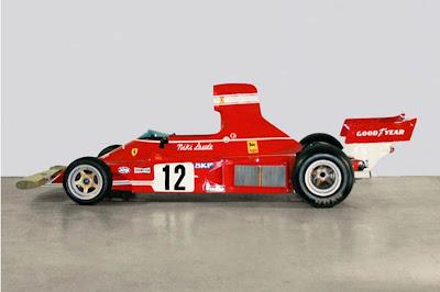Ferrari 312B Jarama Champion