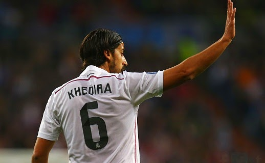 Real Madrid midfielder Sami Khedira reveals future plan