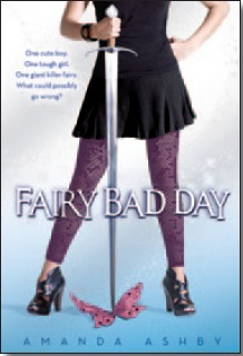 FairyBadDay Review: Fairy Bad Day by Amanda Ashby