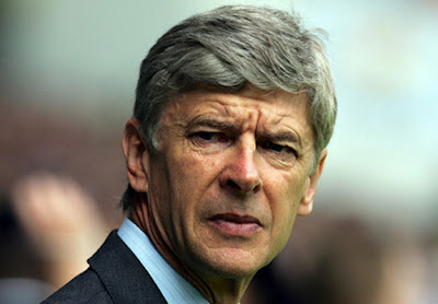 Arsene Wenger Arsenal 2012
