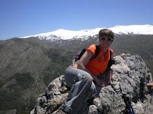 Cumbre del Trevenque, Sierra Nevada