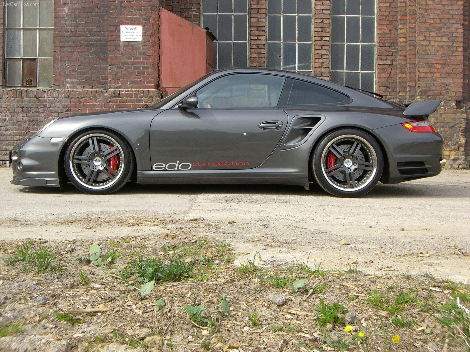 Hình ảnh siêu xe Edo Porsche 997 Turbo Shark 2007 & nội ngoại thất