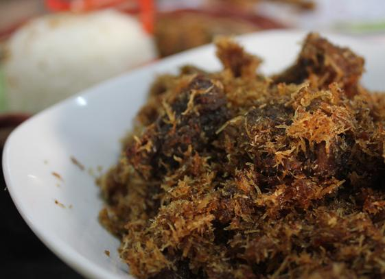 Resep Masakan Daging Dendeng Ragi