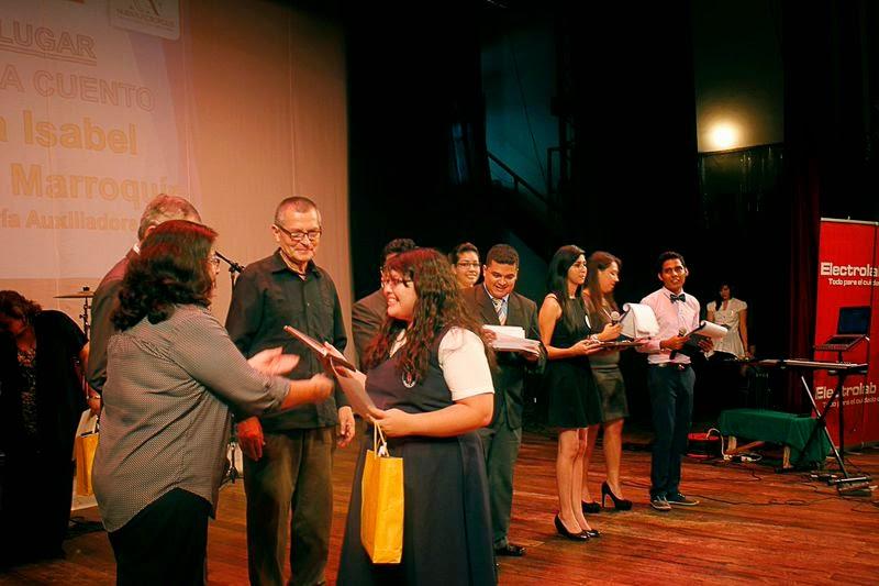 Premiación del XV Certamen de Literatura en Cuento y Poesía de Nueva Acrópolis