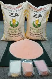 Tentang Pupuk ZA (zwavelzure ammonial)