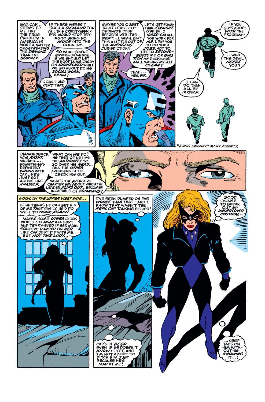 Captain America (1968) Issue #374 #307 - English 12