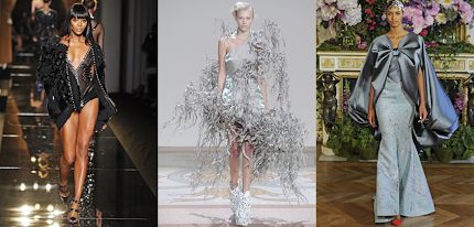 Paris Couture Fashion Week: The Fall 2013 Collections.